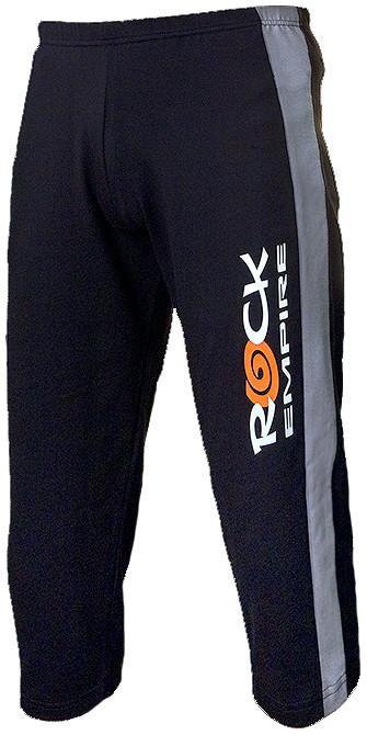 Брюки BoulderБрюки, штаны<br><br> Удобные хлопковые брюки длиной 3/4, специально разработанные для занятий боулдерингом и скалолазанием.<br><br><br>Размер: S, M, L, XL<br>Материал: 90% хлопок, 10% эластан<br>Вес: 196 г<br><br><br>Цвет: Черный<br>Размер: XL