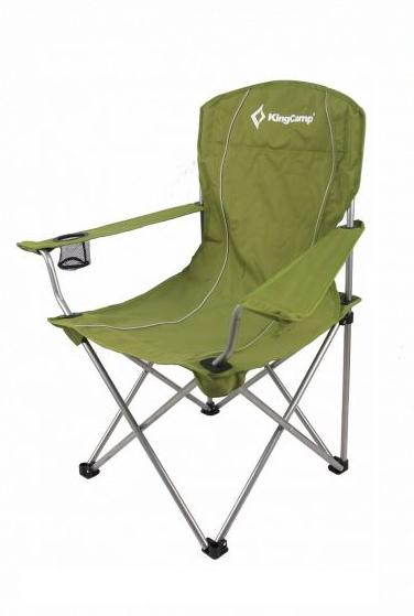King Camp Кресло 3818 скл.сталь Arms Chair (, Green, ,)