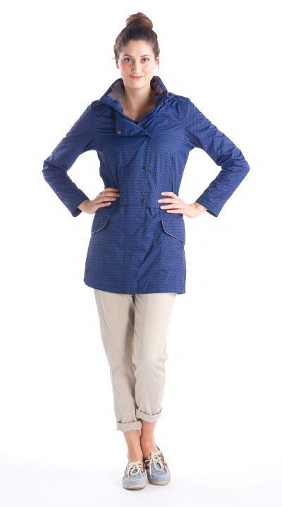 Куртка LUW0222 KENSINGTON JACKETКуртки<br>Спортивная одежда может быть не только функциональной, но и стильной. Отличный тому пример – куртка Kensington Jacket от Lole. Она не только подарит к...<br><br>Цвет: Синий<br>Размер: S