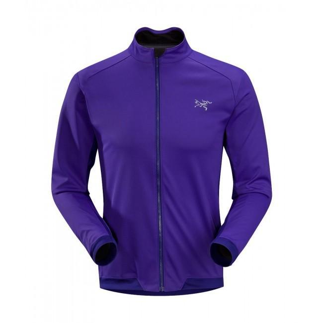 Куртка Trino Jersey LS муж.Куртки<br>ХАРАКТЕРИСТИКА<br><br>  Защищающая от ветра и влаги куртка, передняя панель, верх рукава и плечи которой выполнены из ткани WINDSTOPPER®, а низ рука...<br><br>Цвет: Голубой<br>Размер: XXL