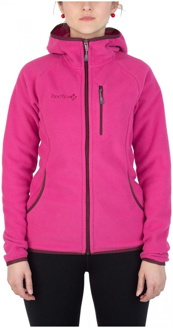Куртка Runa ЖенскаяКуртки<br><br><br>Цвет: Розовый<br>Размер: 44