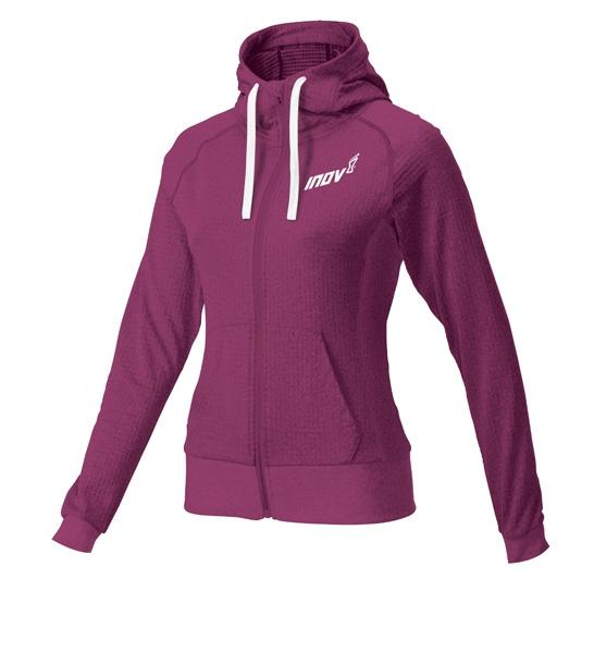 Толстовка FF hoodie™ LSZ WТолстовки<br><br><br><br> Теплая, удобная толстовка Inov-8 FF Hoodie ™ LSZ обязательно понравится женщинам функциональным дизайном и ...<br><br>Цвет: Светло-фиолетовый<br>Размер: S