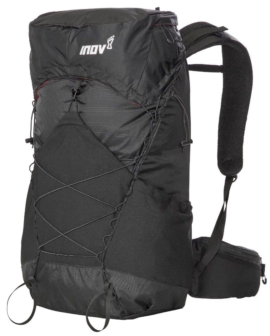 Inov-8 Рюкзак All Terrain 25 (, Black, , ,) inov 8 футболка at c tri blend ss strip w 6 black pink