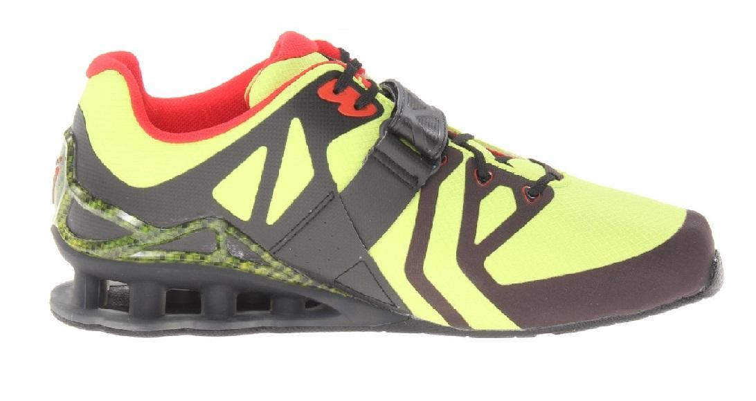 Inov-8 Кроссовки FastLift 335 жен. (6, Green/Lime, ,) inov 8 футболка at c tri blend ss strip w 6 black pink