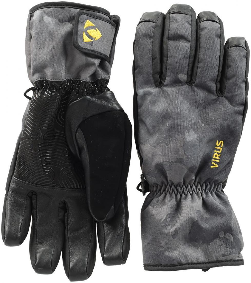 Перчатки GlobeПерчатки<br><br><br>Цвет: Серый<br>Размер: M