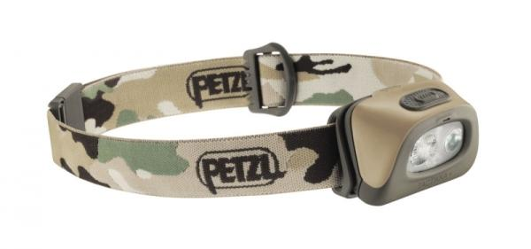 Petzl Фонарь TACTIKKA PLUS Хаки