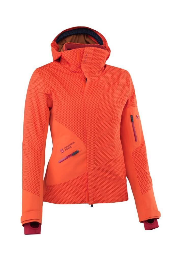 Куртка Delight II Jacket жен.г/лКуртки<br>Женская куртка Delight II Jacket – не просто модная, но и функциональная одежда для горнолыжного спорта. Она согревает в мороз, обеспечивает своб...<br><br>Цвет: Красный<br>Размер: 44