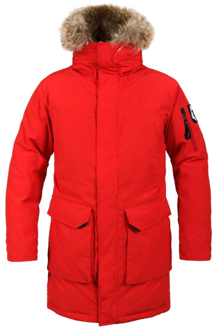 Полупальто пуховое Arctica МужскоеПальто<br> Обращаем Ваше внимание, ввиду значительного увеличения спроса на данную модель, перед оплатой заказа, пожалуйста, дожд...<br><br>Цвет: Красный<br>Размер: L