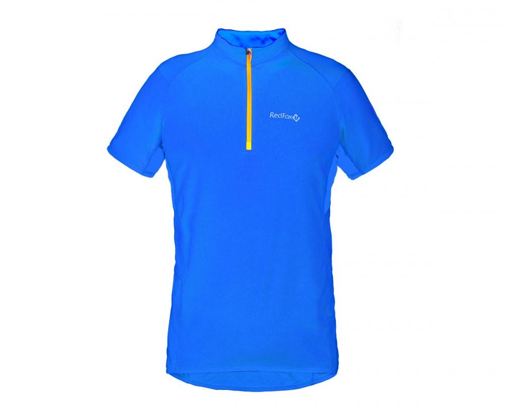 Футболка Trail T SS МужскаяФутболки, поло<br><br> Легкая и функциональная футболка с коротким рукавом из материала с высокими влагоотводящими показателями. Может использоваться в качестве базового слоя в холодную погоду или верхнего слоя во время активных занятий спортом.<br><br><br>основно...<br><br>Цвет: Синий<br>Размер: 48