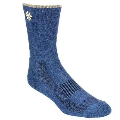 Носки турист.2558 WICK DRY ENDEAVOR CREW жен.Носки<br><br>Женские шерстяные носки FoxRiver Wick Dry Endeavor Crew сохранят ноги в тепле и сухости во время прогулок или занятий спортом. Специальная сетчатая вязка по бокам обеспечивает хорошую вентиляцию и способствует быстрому отводу влаги.<br><br>Харак...