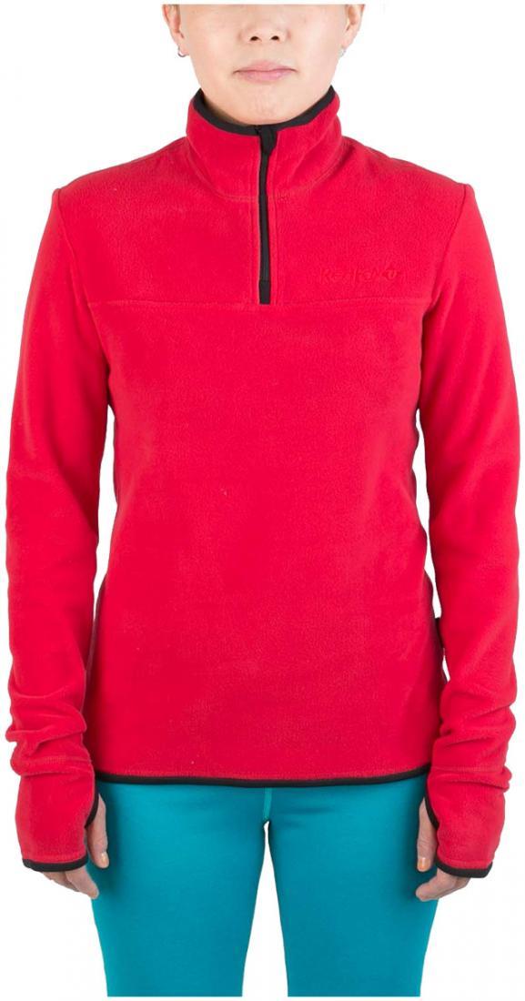 Термобелье пуловер Penguin 100 Micro ЖенскийПуловеры<br><br> Комфортный пуловер свободного кроя из материалаPolartec®Micro. Благодаря особой конструкции микроволокон, обладает высокими теплоизолирующимисвойствами и создает благоприятный микроклимат длятела. Может использоваться в качестве базового слоя&lt;br...<br><br>Цвет: Красный<br>Размер: 48