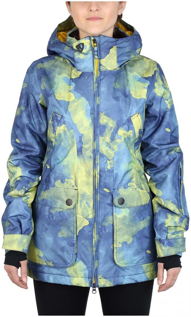 Куртка утепленная Blink W женскаяКуртки<br><br> Эта утепленная приталенная куртка создана преимущественно для горнолыжниц. Но сноубордистки, предпочитающие посадку по фигуре, также ...<br><br>Цвет: Синий<br>Размер: 42