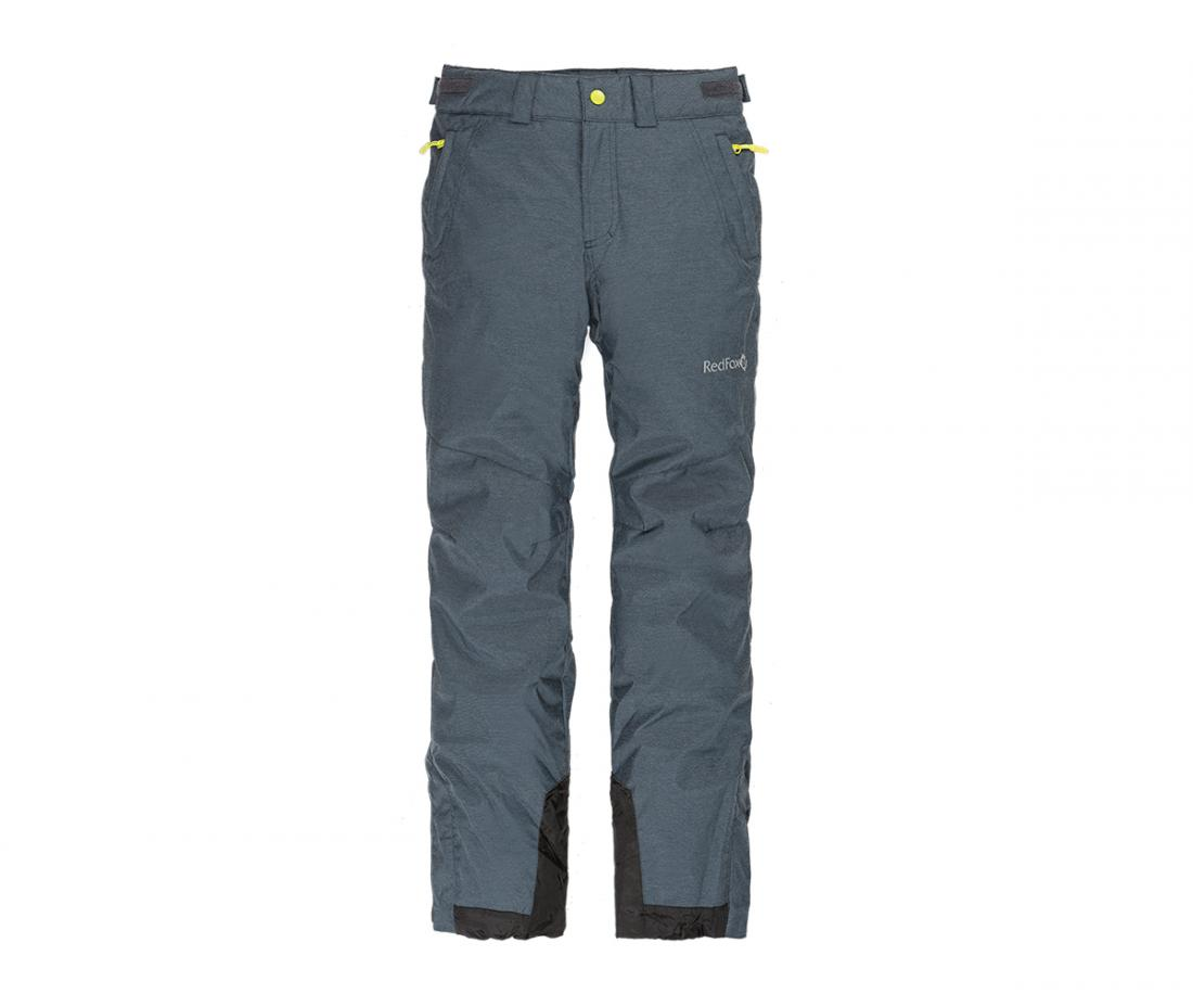 Брюки утепленные Benny II ДетскиеБрюки, штаны<br>Прочные и водонепроницаемые зимние брюки дляподростков в стиле деним. Дополнительные вставкииз износостойкого материала по внутреннем...<br><br>Цвет: Синий<br>Размер: 152