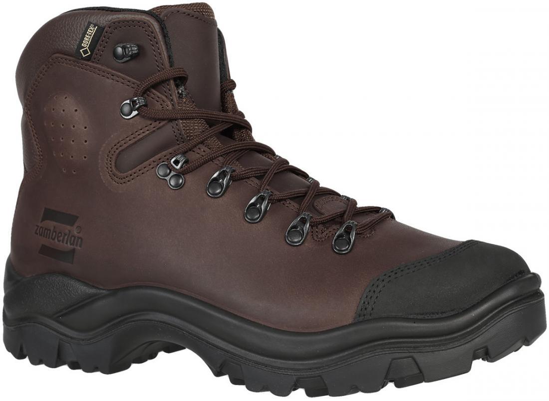 Ботинки 162 NEW STEENS GT RRТреккинговые<br>Ботинки изначально разработаны для охотников.  Результат - превосходные легкие ботинки для путешественников или охотников, ботинки отлично подходят для долгих треккингов по лесу, холмам и горной местности. Кожа Hydrobloc® Full Grain Leather надежна и п...<br><br>Цвет: Коричневый<br>Размер: 45