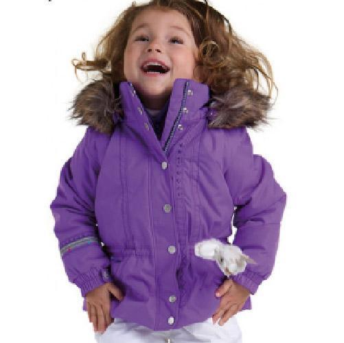 Купить Куртка удлин. 1002-BBGL/A с иск.мехом (7A, Jacynthe, , ,), Poivre Blanc