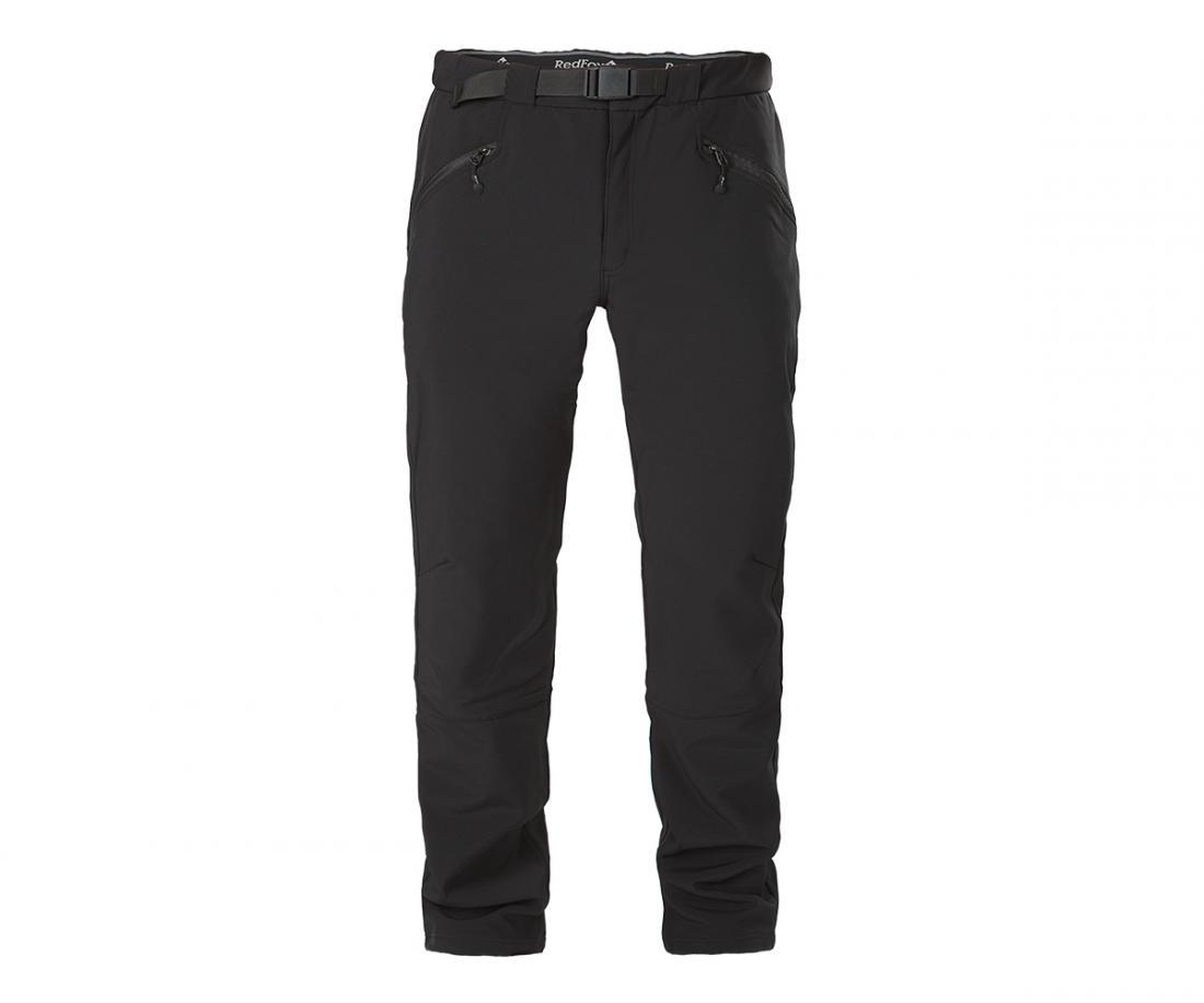 Брюки Spirit МужскиеБрюки, штаны<br><br> Комфортные брюки спортивного кроя, выполнены из материала класса Soft shell с микрофлисовой подкладкой.<br><br><br> <br><br><br>Материал –3L- Sof...<br><br>Цвет: Черный<br>Размер: 46