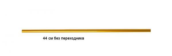 Стойка без переходникаПалатки<br>Стойкабез переходника для установки тента.<br> <br><br>Диаметр –8,5 - 13 мм.<br>Длина –44 см.<br>Вес –20 г.<br><br><br>Цвет: Бесцветный<br>Размер: 13 мм