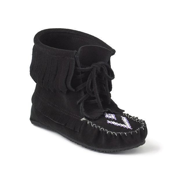 Унты Harvester Suede женскУнты<br>Канадские аборигены передавали искусство создания обуви ручной работы из поколения в поколение. Сегодня компания Manitobah продолжает эти традиции, сочетая национальные традиции мастерства метисов и современные технологии и материалы, чтобы производить...<br><br>Цвет: Черный<br>Размер: 9