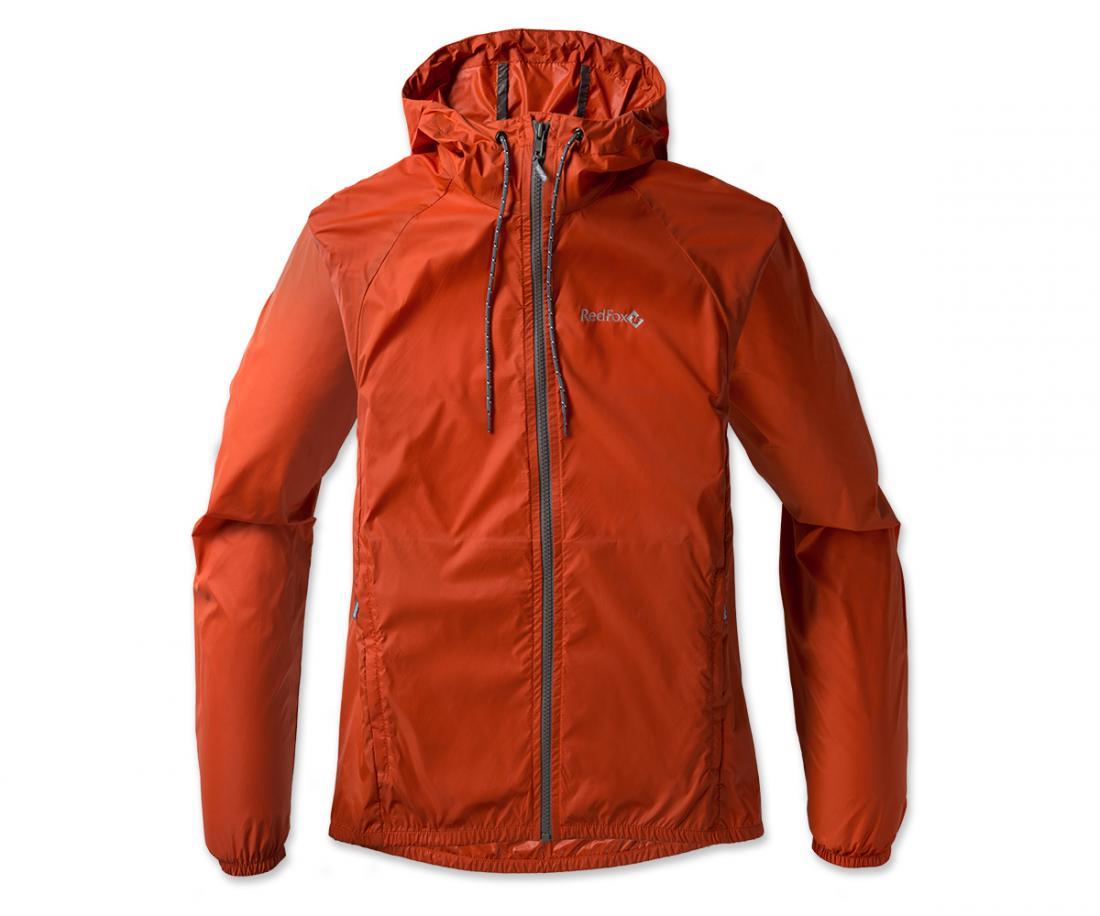Куртка Fjord МужскаяКуртки<br>Классическая городская ветровка для мужчин.<br> <br><br>Материал –NylonRipstop30D52 г/м2, Cire,down-proof by construction (non-coated).<br>Посадка – Regular Fit.<br>...<br><br>Цвет: Красный<br>Размер: 52