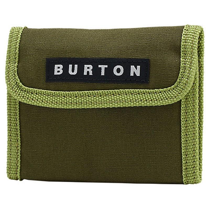 burton футболка burton mb vault ss stout white xl Burton Кошелек MB CLAYMORE WALLET (, Dark Green, , WIN14)