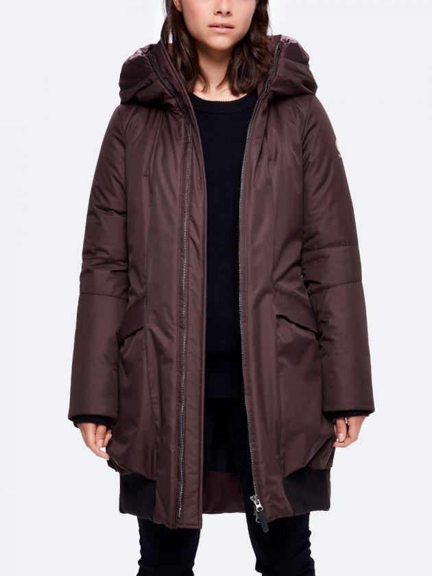 фото Куртка женская пуховая GLACIER