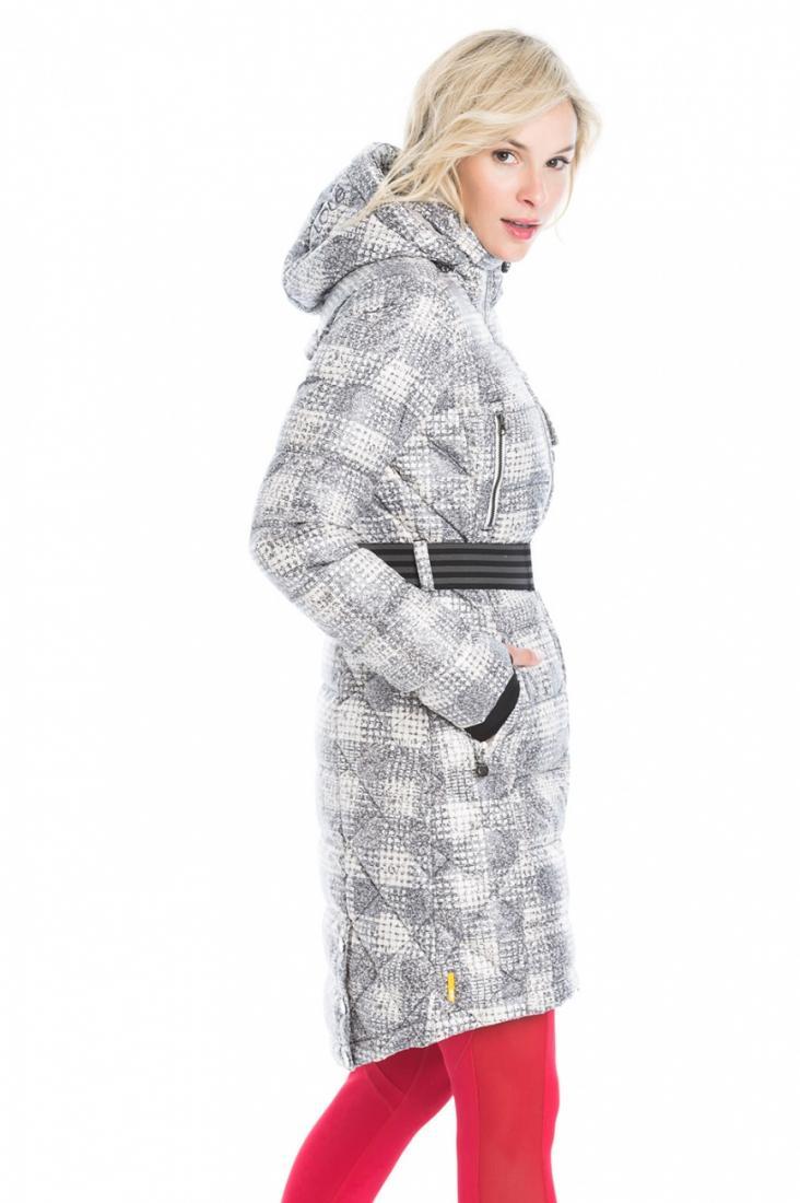 Куртка LUW0309 EMMY JACKETКуртки<br><br> Пуховое пальто Emmy - это must have для активных будней или путешествий в холодную погоду. Стильный удлиненный силуэт и стеганный дизайн создают изящный и легкий образ.Модель выполнена из влаго- и ветроустойчивого материала , надежно защитит от вет...<br><br>Цвет: Серый<br>Размер: M
