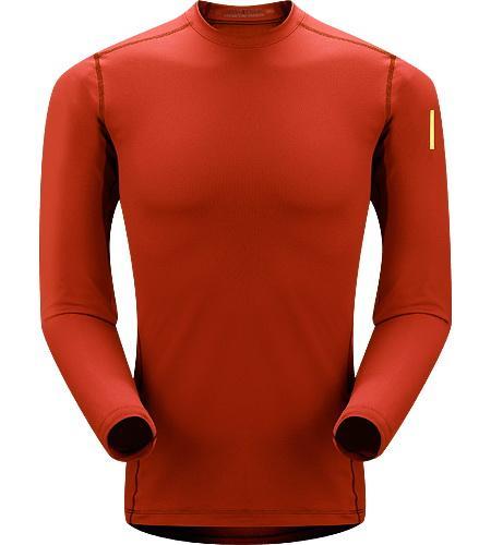 Термобелье футболка Phase AR Crew LS муж.Футболки<br>Футболка мужская. Обеспечивая легкое утепление футболка, созданная для эффективного отвода влаги с поверхности кожи и быстрого высыхания ...<br><br>Цвет: Красный<br>Размер: S
