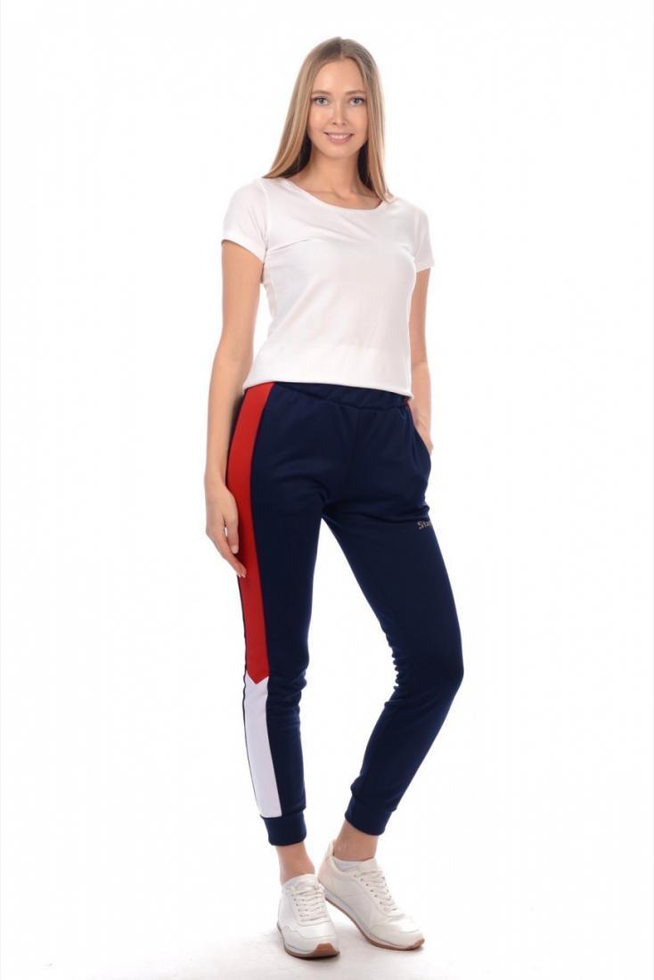 Брюки 2092029 женБрюки, штаны<br><br> Универсальные брюки для повседневной жизни в городе, активного отдыха, и спорта.<br><br>  <br>Характеристики брюк Stayer 20920<br><br>функциональный и практичный материал;<br>пояс-кокетка для дополнительного комфорта;<br>&lt;li...<br><br>Цвет: Темно-синий<br>Размер: 44