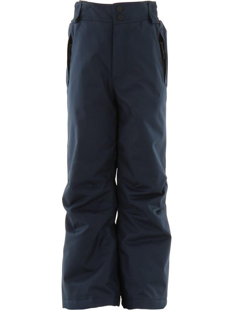 Брюки SWY3100 HELI 8K/8KБрюки, штаны<br>Функциональные горнолыжные брюки для мальчиков.  Усиленная водостойкая мембрана не даст ребенку промокнуть, а подтяжки позволят брюкам остаться на месте<br><br>проклеенные швы в критических зонах<br>резинка на талии<br>съемные под...<br><br>Цвет: Синий<br>Размер: 164