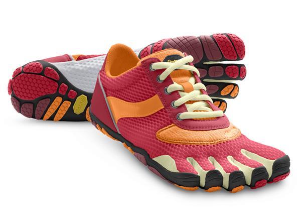 Мокасины FIVEFINGERS SPEED WVibram FiveFingers<br><br> Основанная на известной платформе Bikila, модель Speed предлагает новый взгляд на традиционные беговые кроссовки и комфорт наших самых попу...<br><br>Цвет: Розовый<br>Размер: 42