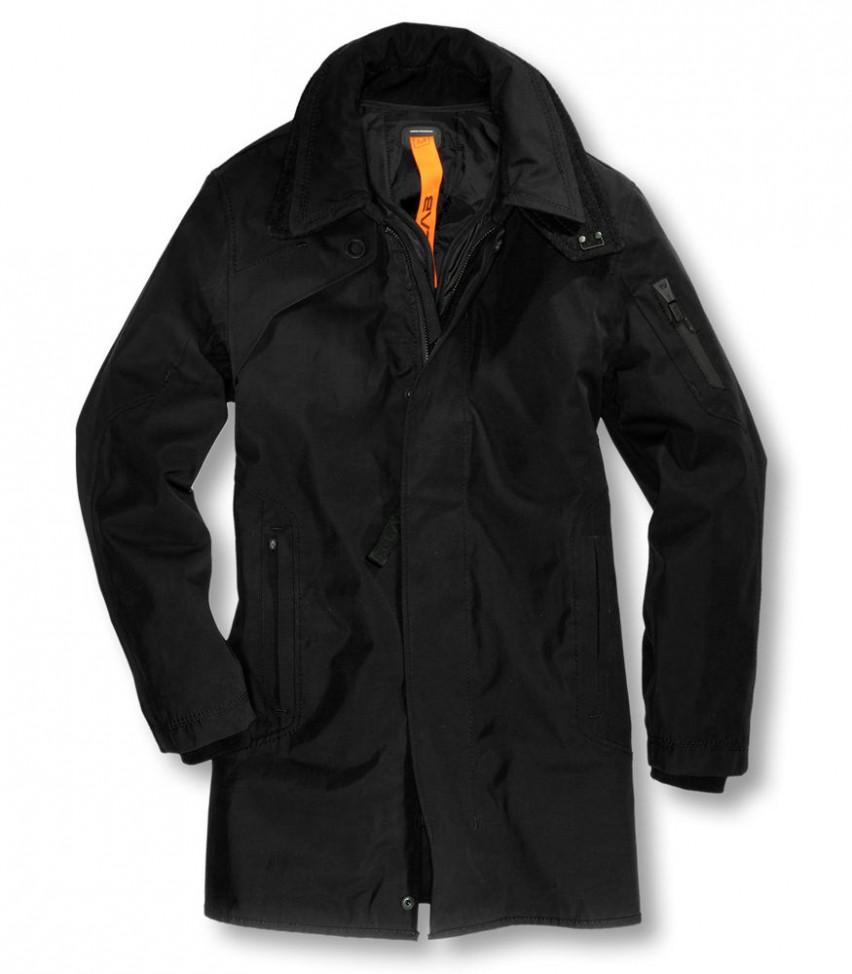 Куртка утепленная муж.CosmoКуртки<br>Куртка Cosmo от G-Lab создана для успешных, уверенных в себе мужчин, которые стремятся всегда выглядеть безупречно. Эта модель идеально сочетается как с деловым костюмом, так и с одеждой свободного стиля. Она привлекает внимание функциональным дизайном...<br><br>Цвет: Черный<br>Размер: XXL