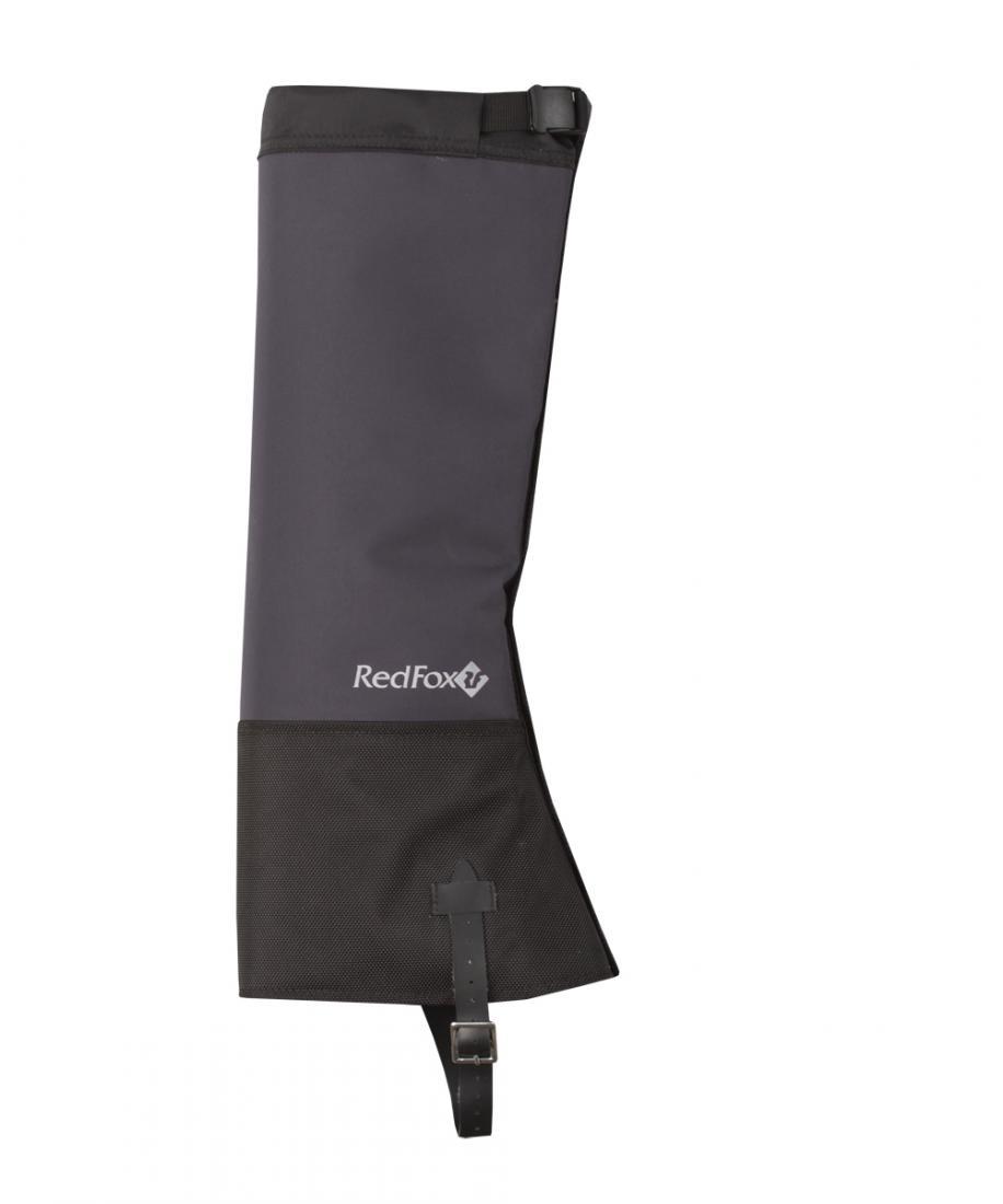 Гамаши IIАксессуары<br>Альпинистские гамаши измембранной ткани.<br><br>Удлиненная форма от низаботинка до колена<br>Регулируемый ремень-стяжка для плотной посадки наботинок<br>Удобный крючок-креплениек шнуровке ботинка<br>Регулируемая застеж...<br><br>Цвет: Темно-серый<br>Размер: S