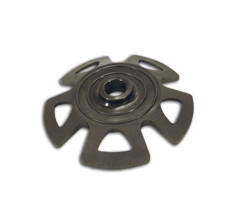 Кольцо 37/85 mm (в упаковке)Аксессуары<br>Запасное кольцо для трекинговых палок (в упаковке)<br><br>Цвет: Черный<br>Размер: None