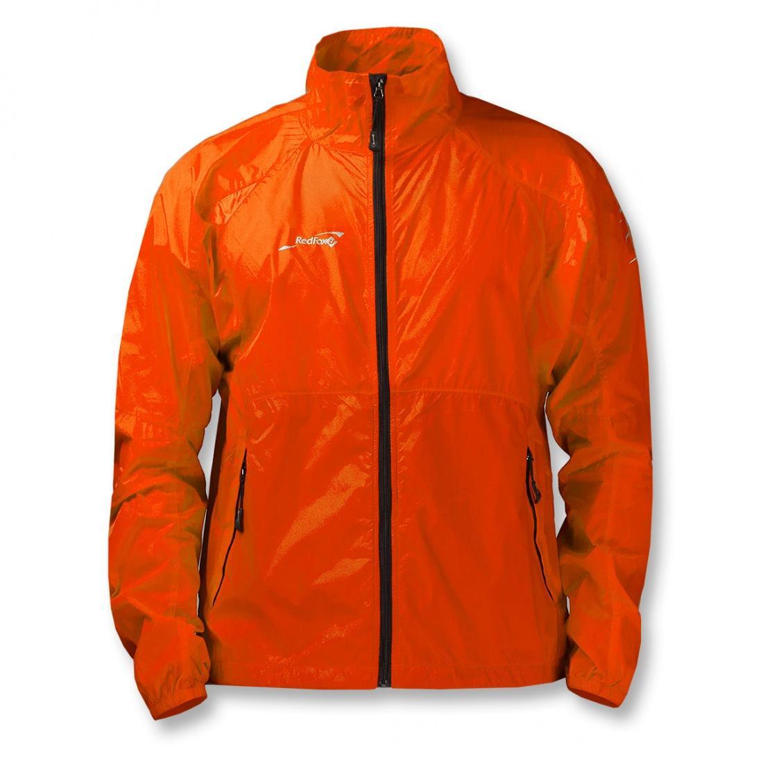 Куртка ветрозащитная Trek Light IIКуртки<br><br> Очень легкая куртка для мультиспортсменов. Отлично сочетает в себе функции защиты от ветра и максимальной свободы движений. Куртку мож...<br><br>Цвет: Оранжевый<br>Размер: 54