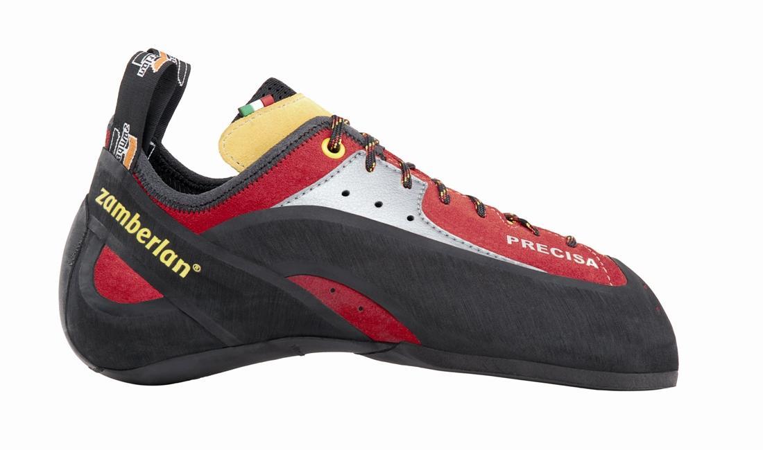 Скальные туфли A82-PRECISA IIСкальные туфли<br><br> Туфли A82-PRECISA II созданы для длительных горных восхождений, поэтому здесь все предусмотрено для того, чтобы путешествие было максимально...<br><br>Цвет: Красный<br>Размер: 46