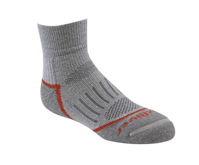 Носки детские 2951 Trail Jr.QTRНоски<br><br>Тонкие детские носки с идеальной посадкой. Благодаря уникальной системе переплетения волокон Wick Dry®, влага быстро испаряется с поверхно...<br><br>Цвет: Бежевый<br>Размер: XS