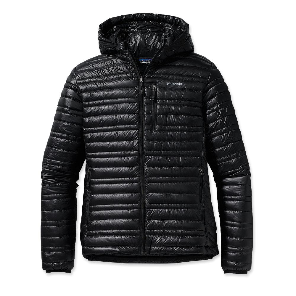 Куртка 84771 WS UL DOWN HOODYКуртки<br><br><br>Цвет: Черный<br>Размер: XS
