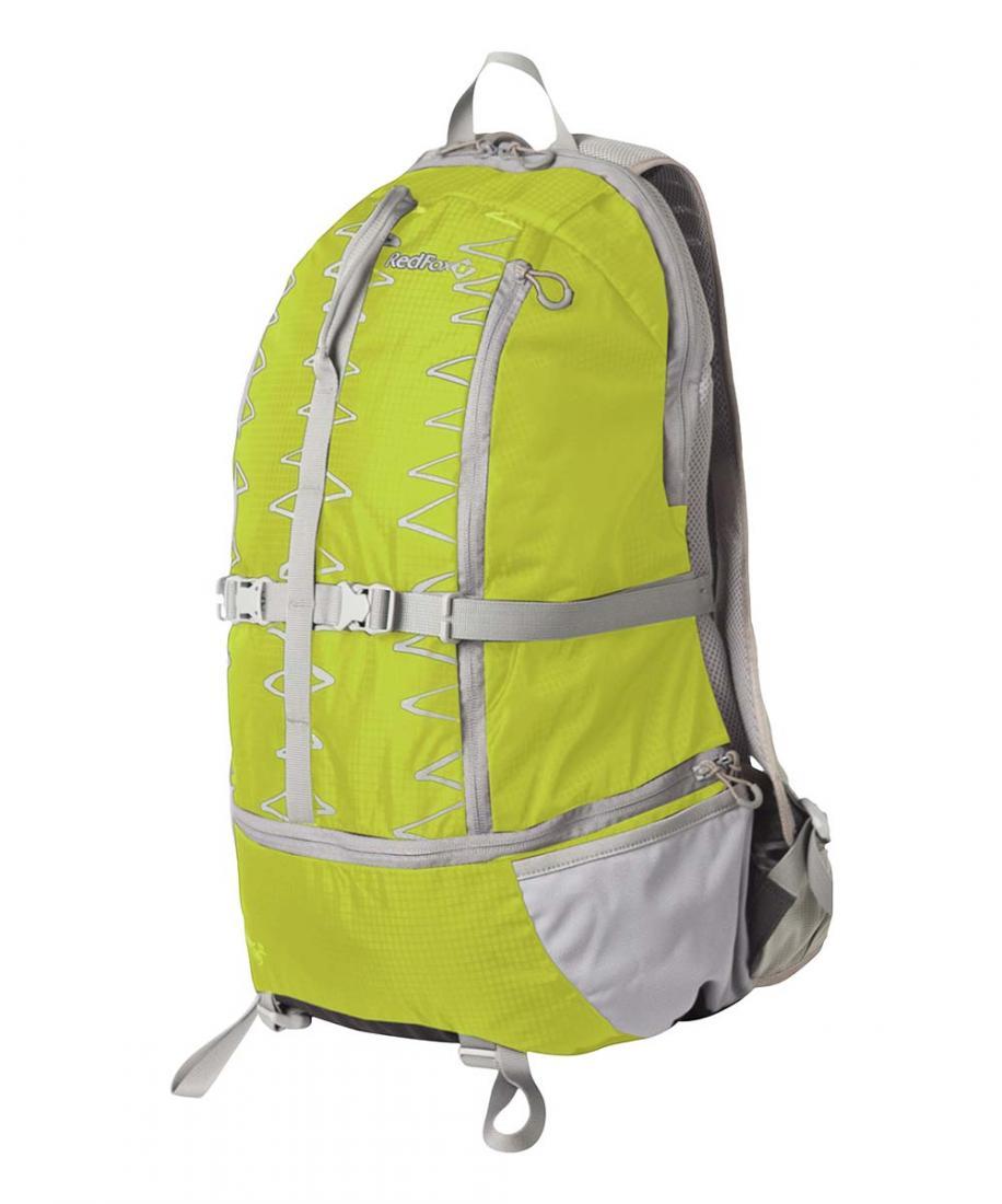 Рюкзак Speedster 25 R-5Рюкзаки<br><br>Speedster 25 R-5 – легкий функциональный мультиспортивный рюкзак. модель отличается повышенной износостойкостью благодаря материалу Robic®.<br><br><br>назначение: мультиспорт<br>подвесная система Active<br>основное отделение на мо...<br><br>Цвет: Салатовый<br>Размер: 25 л