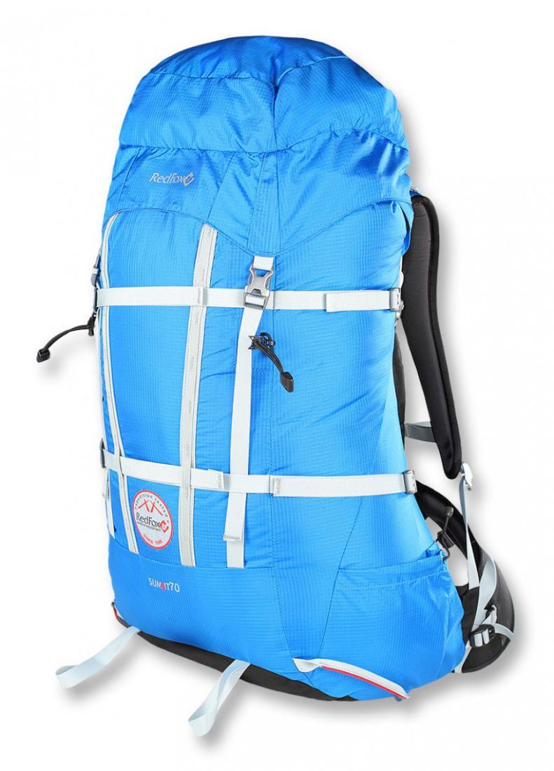 Рюкзак Summit 70 V2Рюкзаки<br><br> Рюкзак Summit 70 V2 – экспедиционная модель рюкзака среднегообъема для альпинизма и горных походов.<br><br><br><br><br>подвесная система Active ...<br><br>Цвет: Голубой<br>Размер: 70 л