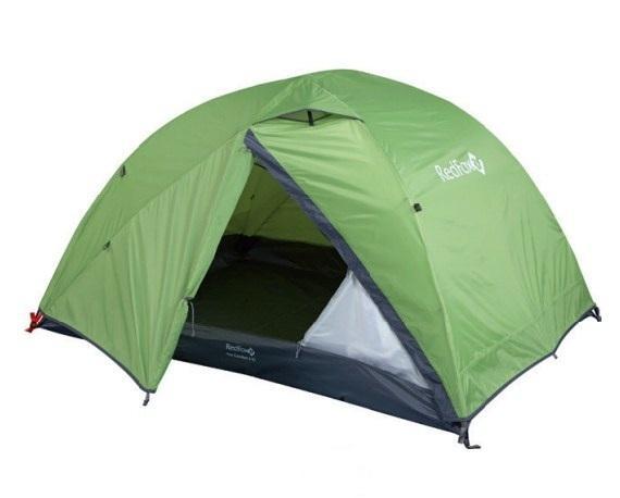 Red Fox Палатка Fox Comfort 2-3 (, 6100/зеленый, , ,)