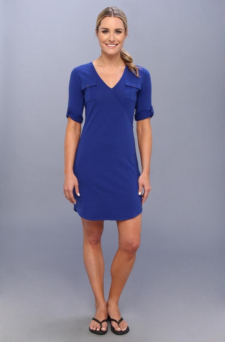 Платье LSW0941 LEANN DRESSПлатья<br><br> Элегантное платье Lole Leann Dress LSW0941 в стиле «сафари» словно создано для путешествий и прогулок. Легкое и стильное, оно отлично сочетает удо...<br><br>Цвет: Синий<br>Размер: M