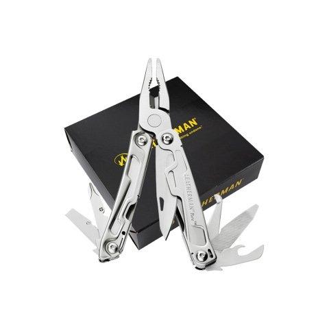 Мультиинструмент REV в подарочной упаковке от Leatherman