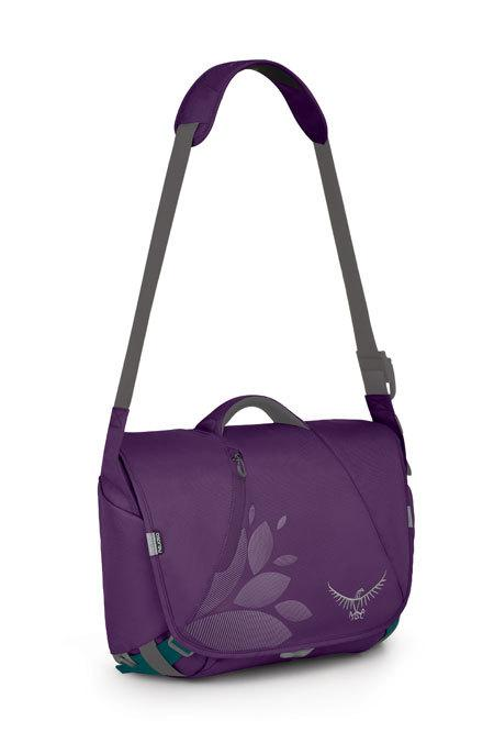 Сумка Flap Jill CourierСумки<br>Стильная и удобная женская сумка Flap Jill Courier имеет несколько функциональных особенностей, способных облегчить «жизнь на ходу». Откидной клапан с пряжкой и застежкой Velcro обеспечивает быстрый доступ к основному отделению, позволяя при этом надеж...<br><br>Цвет: Фиолетовый<br>Размер: 17