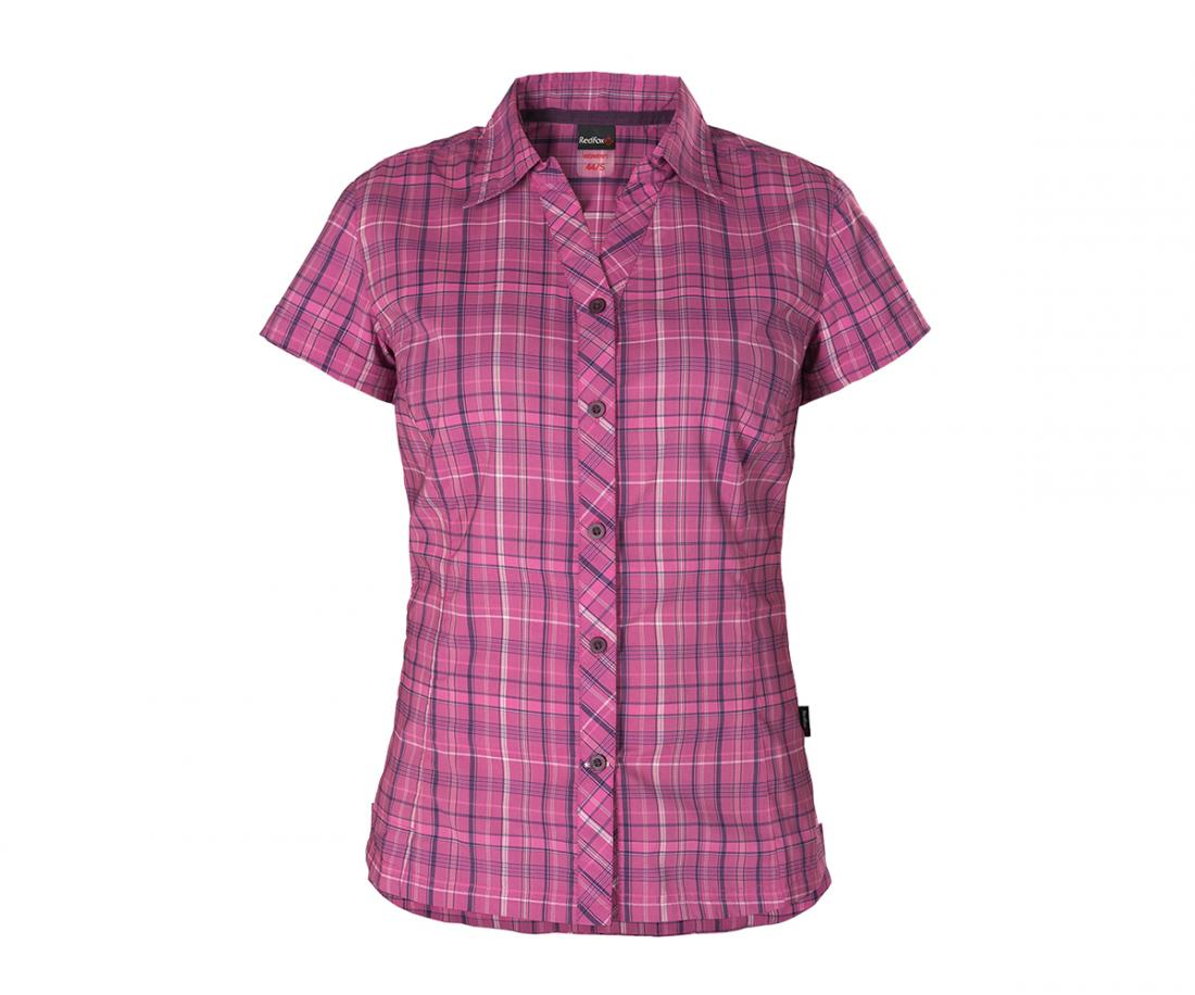 Рубашка Vermont ЖенскаяРубашки<br>Городская рубашка из высокотехнологичной эластичной ткани в клетку. Анатомичный крой позволяетчувствовать себя комфортно в изделии как в повседневной городской жизни, а так же и в путешествии.<br><br>основное назначение: Повседневное городско...<br><br>Цвет: Розовый<br>Размер: 50