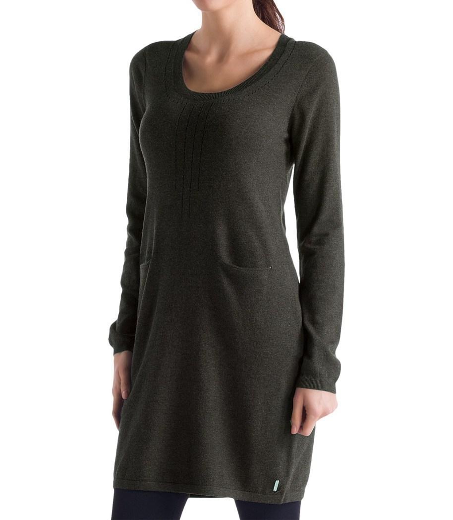 Платье LSW1103 IMAGINE 2 DRESSПлатья<br><br><br>Цвет: Коричневый<br>Размер: L
