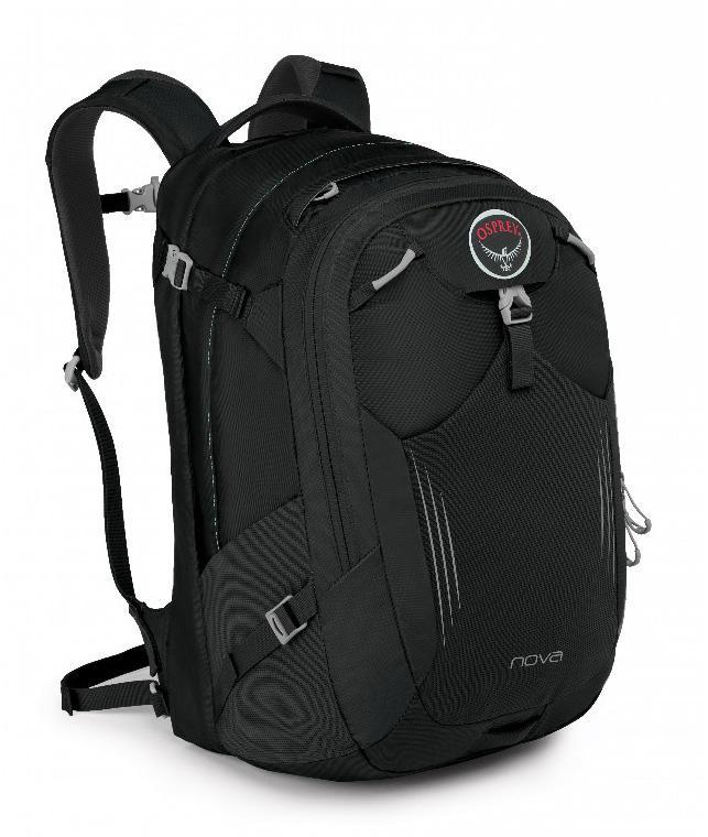 Рюкзак Nova 33Рюкзаки<br><br> Женская модель рюкзака Nova 33 сочетает в себе функциональный дизайн и высокое качество применяемых материалов. Он создан для активного отдыха и городских прогулок и оснащен удобными карманами для электроники, документов и прочих вещей.<br><br><br>...<br><br>Цвет: Черный<br>Размер: 33 л