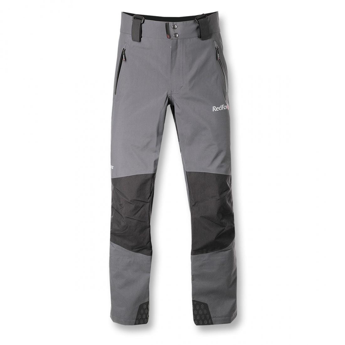 Брюки ветрозащитные X5 GTXБрюки, штаны<br>Экспедиционные мужские штормовые брюки-самосбросы для альпинизма. Штормовые брюки из серии Pro Line идут в комплекте с курткой...<br><br>Цвет: Серый<br>Размер: 58