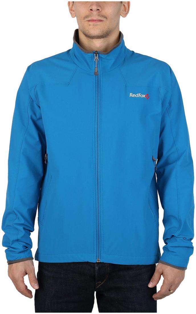 Куртка Shelter ShellКуртки<br><br> Универсальная куртка из прочного, тянущегося в четырех направлениях материала класса Soft shell, обеспечивающего высокие показатели возду...<br><br>Цвет: Синий<br>Размер: 42