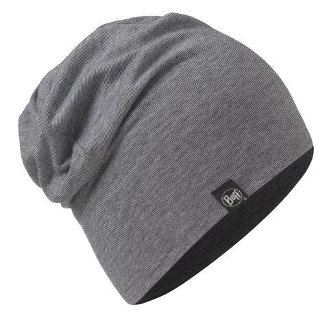 Buff Шапка BUFF COTTON HAT (One Size, DENIM STRIPES, , ,)