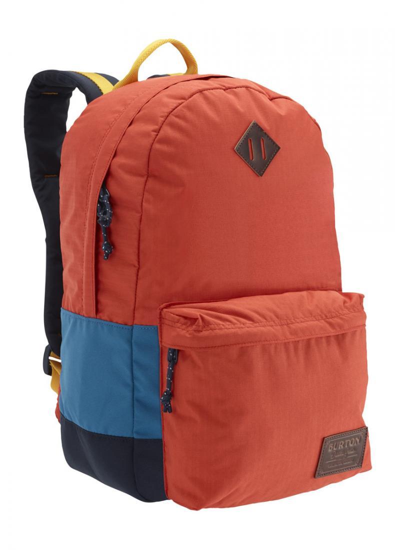 Рюкзак KETTLE PACKРюкзаки<br><br> Небольшой, но функциональный рюкзак Kettle Pack от Burton объемом 20 литров – оптимальный выбор для студентов и активных городских жителей. Он и...<br><br>Цвет: Алый<br>Размер: 20 л